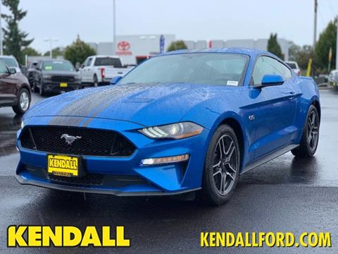 2020 Ford Mustang for sale in Eugene, OR