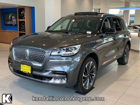 2020 Lincoln Aviator for sale in Eugene, OR