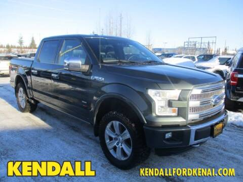 2015 Ford F-150 for sale at Kendall Ford of Kenai in Kenai AK