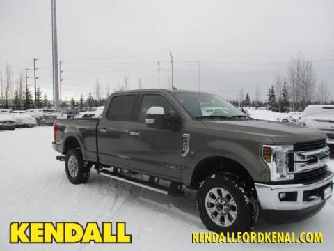 2018 Ford F-250 Super Duty for sale at Kendall Ford of Kenai in Kenai AK
