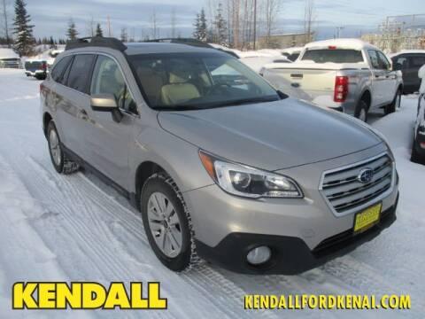 2015 Subaru Outback 2.5i Premium for sale at Kendall Ford of Kenai in Kenai AK