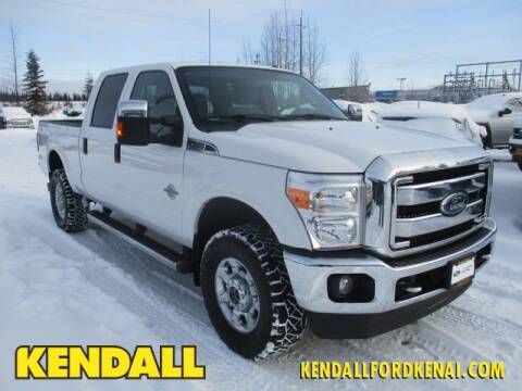 2016 Ford F-350 Super Duty for sale at Kendall Ford of Kenai in Kenai AK
