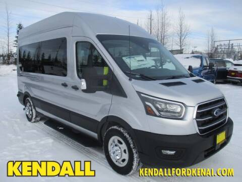 2020 Ford Transit Passenger for sale at Kendall Ford of Kenai in Kenai AK