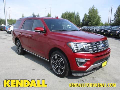 2019 Ford Expedition Limited for sale at Kendall Ford of Kenai in Kenai AK
