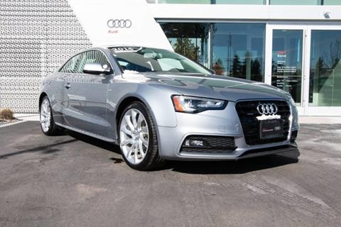 2016 Audi A5 for sale in Wasilla, AK