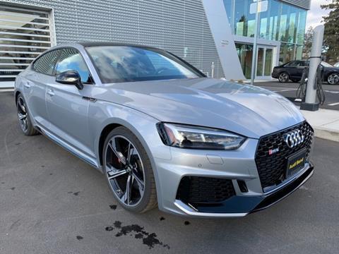 2019 Audi RS 5 Sportback for sale in Wasilla, AK