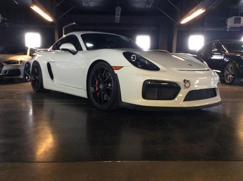 2016 Porsche Cayman for sale in Wasilla, AK