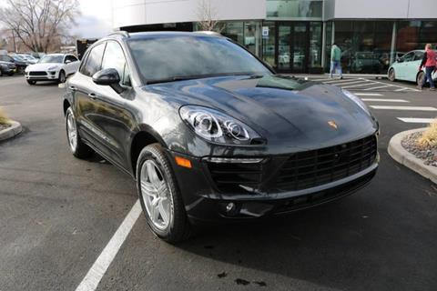 2018 Porsche Macan for sale in Wasilla, AK