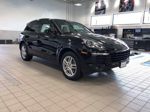 2018 Porsche Cayenne for sale in Wasilla, AK