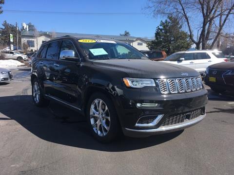 2019 Jeep Grand Cherokee for sale in Wasilla, AK