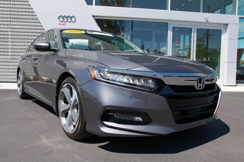 2018 Honda Accord for sale in Wasilla, AK