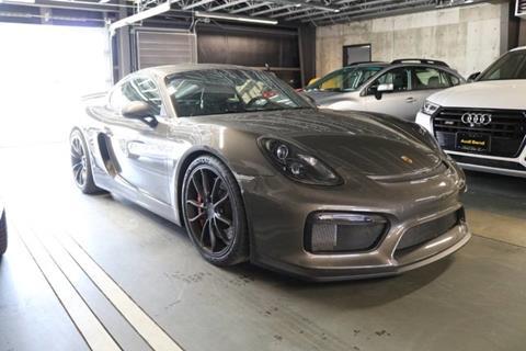 2016 Porsche Cayman for sale in Wasilla, AK