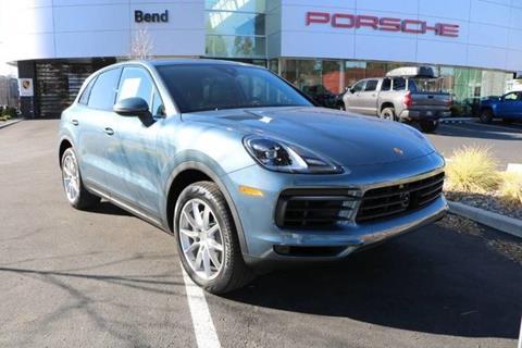 2019 Porsche Cayenne for sale in Wasilla, AK