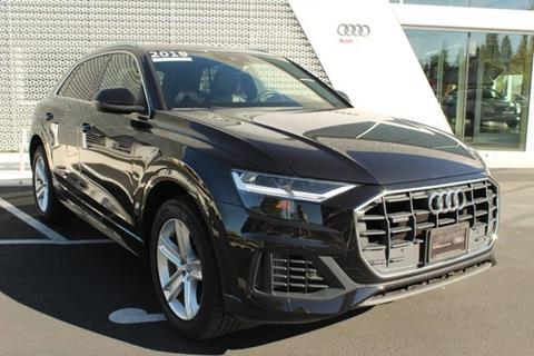 2019 Audi Q8 for sale in Wasilla, AK