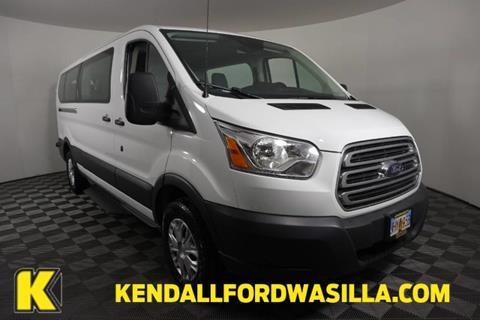 Ford Passenger Van >> 2017 Ford Transit Passenger For Sale In Wasilla Ak