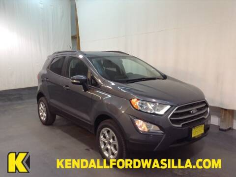 2019 Ford EcoSport for sale in Wasilla, AK