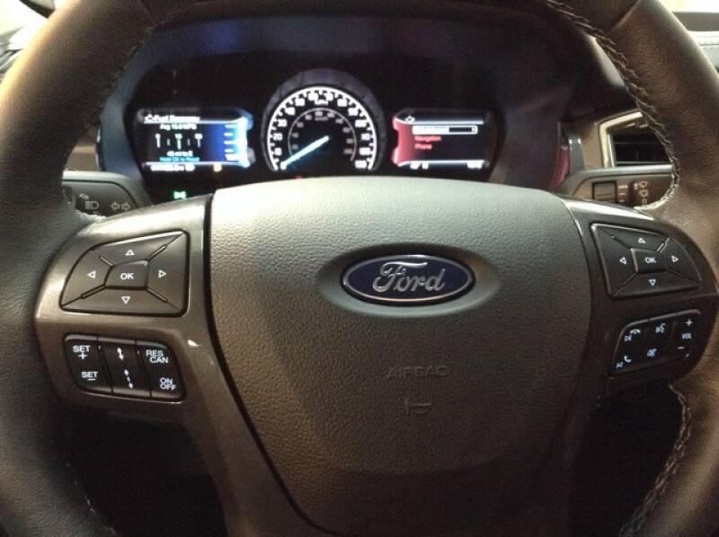 2019 Ford Ranger Lariat (image 12)