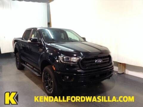 2019 Ford Ranger Lariat for sale at Kendall Ford of Wasilla in Wasilla AK