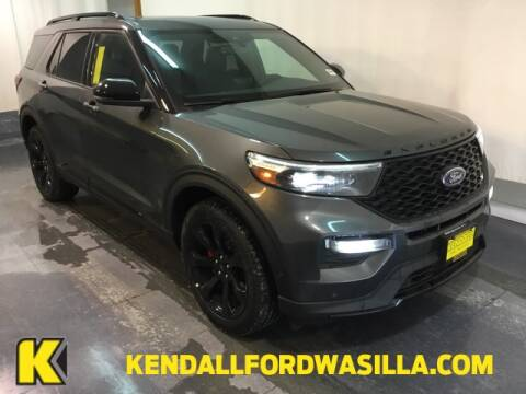 2020 Ford Explorer ST for sale at Kendall Ford of Wasilla in Wasilla AK