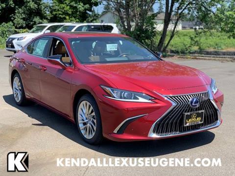 2019 Lexus ES 300h for sale in Eugene, OR