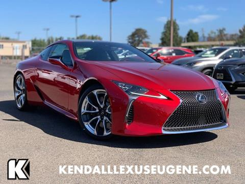 2020 Lexus LC 500 for sale in Eugene, OR