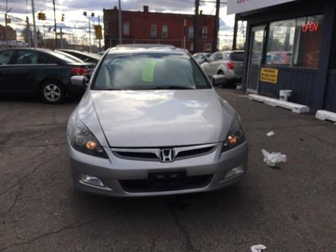 2006 Honda Accord for sale in Detroit, MI