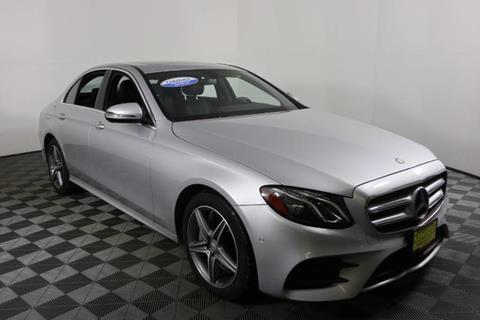 2017 Mercedes-Benz E-Class for sale in Anchorage, AK