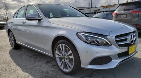 2018 Mercedes-Benz C-Class for sale in Anchorage, AK