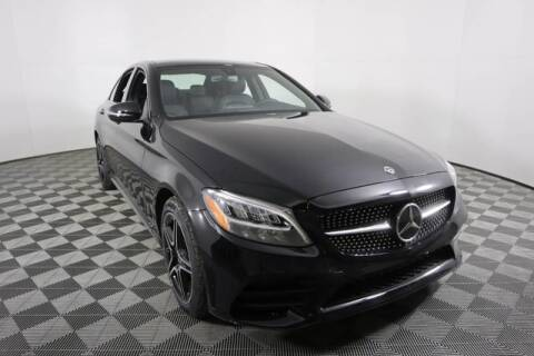 2020 Mercedes-Benz C-Class C 300 4MATIC for sale at Kendall Mercedes Benz of Anchorage in Anchorage AK