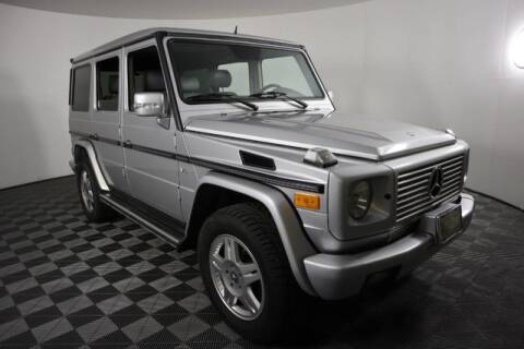 2003 Mercedes-Benz G-Class G 500 for sale at Kendall Mercedes Benz of Anchorage in Anchorage AK