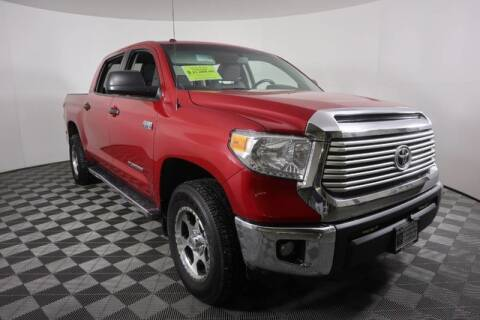 2016 Toyota Tundra SR5 for sale at Kendall Mercedes Benz of Anchorage in Anchorage AK