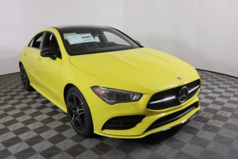 2020 Mercedes-Benz CLA CLA 250 4MATIC for sale at Kendall Mercedes Benz of Anchorage in Anchorage AK