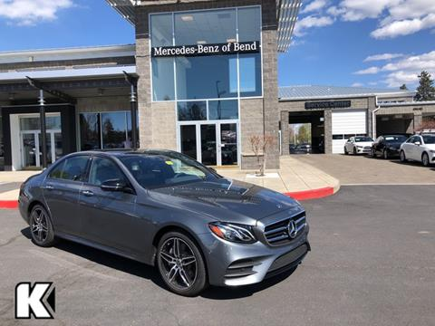 2019 Mercedes-Benz E-Class for sale in Bend, OR