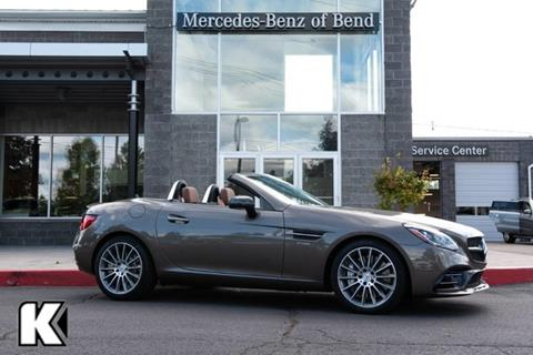 2019 Mercedes-Benz SLC for sale in Bend, OR