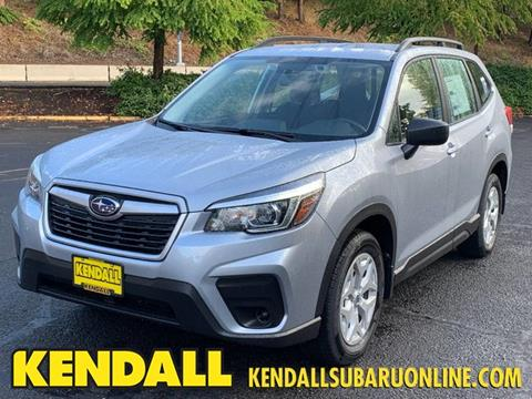 2019 Subaru Forester for sale in Eugene, OR