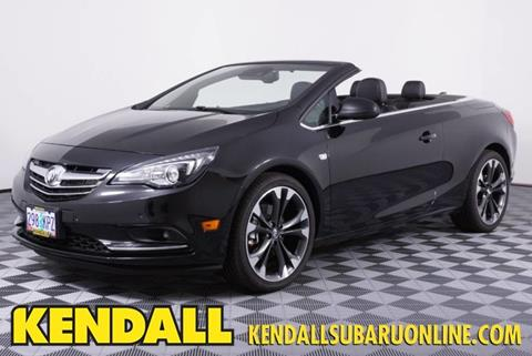 2017 Buick Cascada for sale in Eugene, OR
