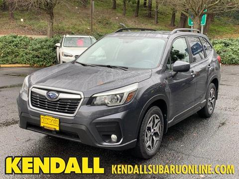 2020 Subaru Forester for sale in Eugene, OR