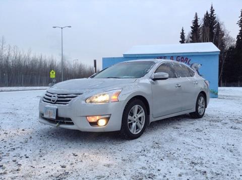 2015 Nissan Altima for sale in Fairbanks, AK