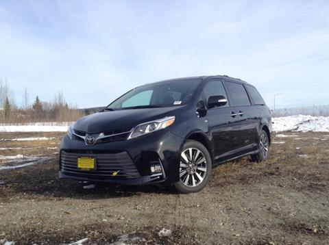 2019 Toyota Sienna for sale in Fairbanks, AK