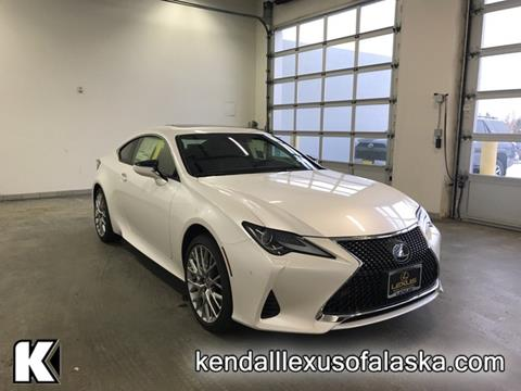 2019 Lexus RC 350 for sale in Anchorage, AK