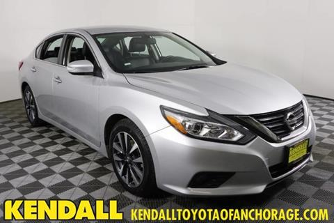 2017 Nissan Altima for sale in Anchorage, AK