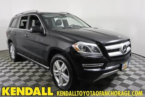 2016 Mercedes-Benz GL-Class for sale in Anchorage, AK