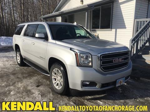 2017 GMC Yukon XL for sale in Anchorage, AK