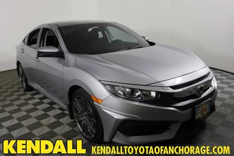 2016 Honda Civic for sale in Anchorage, AK