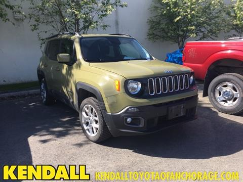 2015 Jeep Renegade for sale in Anchorage, AK
