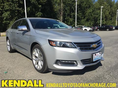 2019 Chevrolet Impala for sale in Anchorage, AK