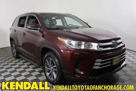 Kendall Toyota Anchorage >> Used 2018 Toyota Highlander For Sale in East Wenatchee, WA ...
