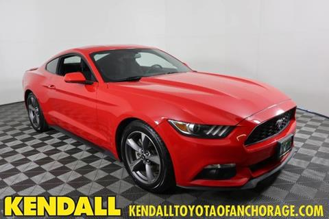 2016 Ford Mustang for sale in Anchorage, AK