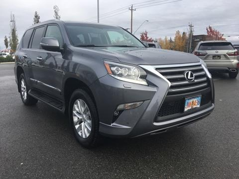 2019 Lexus GX 460 for sale in Anchorage, AK