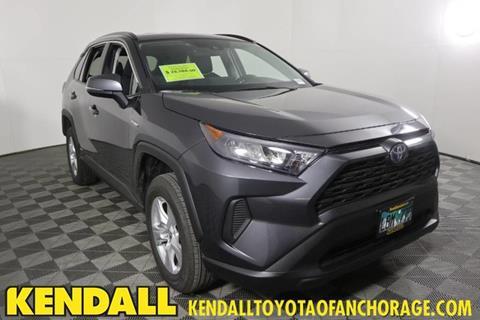 2019 Toyota RAV4 Hybrid for sale in Anchorage, AK